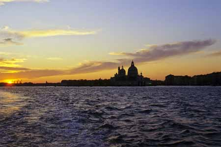 Sunset in St. Marco's basin, Venice  - JBLArts photography